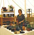 Arcana Pottery/Crafty Jay at Dalwood Fair